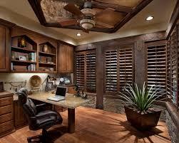 Stylish Inspiration Ideas Rustic Office Decor Smartness Awesome