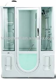 make the best walk in tub shower combination foybs youtube for