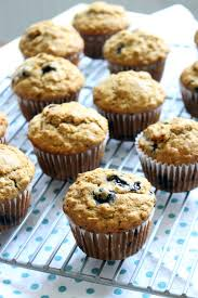 Vegan Pumpkin Muffins No Oil by Banana Blueberry Oat Muffins Made With 100 Whole Grains And