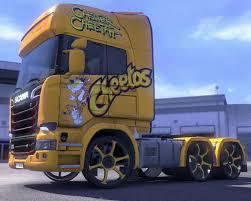 100 Cheetah Trucking Chester Cheetos 116 Modhubus