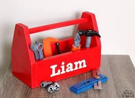 diy kids tool box