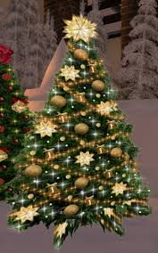 Christmas Tree 60 With Twinkling Silver And Gold Lights Sale 50 OFF