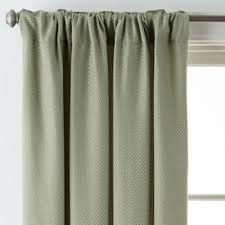 Jcp Home Curtain Rods by Jcpenney Home Marsell Rod Pocket Back Tab Curtain Panel Jcpenney