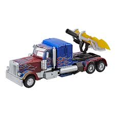 Official Masterpiece Movie Optimus Prime Images And Details ...