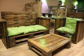 Pallet Living Room Furniture Plans