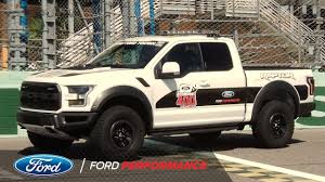 100 Raptors Trucks 2017 Ford Raptor The Official Ford Championship Weekend Pace Truck