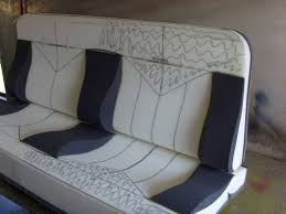 Where Can I Buy A Hot Rod Style Bench Seat ? - Ford Truck ... 19882013 Gm Truck Custom Seat Brackets Atomic Fp Chevrolet Chevy C10 Custom Pickup Truck American Truckamerican Seatsaver Cover Shane Burk Glass Neoprene Car And Covers Alaska Leather News Upholstery Options For 731987 Trucks Where Can I Buy A Hot Rod Style Bench Seat Ford Vanlife How Do Add Seats To Full Size Cargo Van Bikerumor Amazoncom Durafit 12013 F2f550 Crew 1985 Chevrolet C10 Interior Buildup Bucket Seats Truckin Coverking Genuine Customfit With Gun Holder Fresh Tactical Ballistic