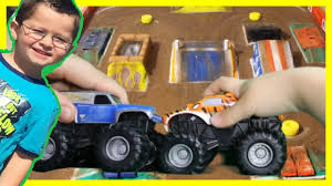 Hot Wheels Monster Jam!!! Monster Truck Toys For Kids!!! - YouTube Blaze And The Monster Machines Truck Toys With Blaze Monster Dome The End Hot Wheels Jam 2018 Poster Full Reveal Youtube Grave Digger Mayhem Superstore Giant Toy Delivery 2 Trucks Garbage Playset For Children Candy Jam Zombie Scooby Doo New For 2014 Learn Colors W Learn Numbers Kids Cars Cartoon Hot Wheels World Finals Xiii Encore 2012 30th Colors Educational Video In The Swimming Pool