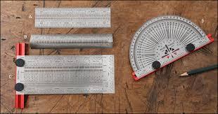 incra rules u0026 protractor lee valley tools woodworking tools