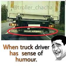 100 Funny Truck Driver Jokes Images And Stories Tagged With Hindihaihum On Instagram
