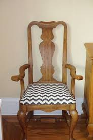 Sitting Pretty How To Reupholster Dining Room Chair Seat Covers