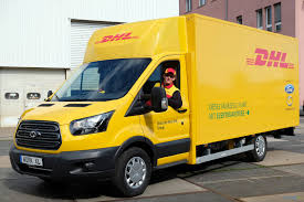 Ford And DHL Are Broadening E-delivery Possibilities With A ... Dhl Truck Editorial Stock Image Image Of Back Nobody 50192604 Scania Becoming Main Supplier To In Europe Group Diecast Alloy Metal Car Big Container Truck 150 Scale Express Service Fast 75399969 Truck Skin For Daf Xf105 130 Euro Simulator 2 Mods Delivery Dusk Photo Bigstock 164 Model Yellow Iveco Cargo Parked Yellow Delivery Shipping Side Angle Frankfurt