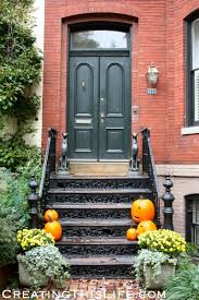 A Walk Through DC Doorways of Geor own Creating This Life
