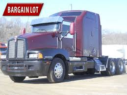 2007 Kenworth T600 Mid Roof South St. Paul MN 16850962