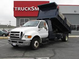 2013 FORD F650 SUPER DUTY 14 FT DUMP TRUCK FOR SALE #11272