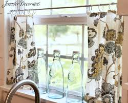 Kitchen Drapery Ideas Window Valance Ideas Decorates