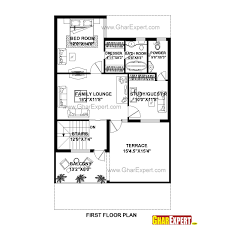 House Plan For 30 Feet By 50 Plot Size 167 Square Yards