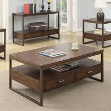 Sofa Tables At Walmart by Steve Silver Liberty Rectangle Antique Black Wood Coffee Table
