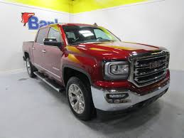 2018 New GMC Sierra 1500 4WD Crew Cab Short Box SLT At Banks ... Weathertech Floor Mats Digalfit Free Fast Shipping Amazoncom Gmc Gm 12499644 Front Premium All Weather Lloyd 600170 Sierra 1500 Mat Carpeted Black With 15 Coloradocanyon Reg Ext Cab Bed Roll Introducing Allweather Liners Life Review Husky Xact Contour The Garage Gmtruckscom Set 2001 2019 51959 Rubber Low Tunnel Chevroletgmc Truck Armor Full Coverage Mat78990 Motor Trend Ultraduty Car Van Best Chevrolet Silverado Youtube Lund Intertional Products Floor Mats L
