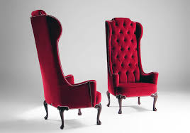 Classic Armchair / Leather / High Back / Wing - EVA ... Vintage Edwardvictorian Era Red Velvet High Back Chair Spanish Revival Renaissance Antique Upholstered Chairs A Pair Adonis With Gold Crown Carved High Slim Back Single Chair Red Lvet Upholstery 128 Armen Living Mad Hatter Highback Gabrielle Grey Tub Dunelm Home Decor Of Queen Anne Arm Details About Chesterfield Flat Wing Modena Bordeaux 10 Best Armchairs The Ipdent Blog Collection Cheap Tufted Find Deals On