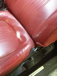 reparation siege cuir auto réparation sellerie cuir repigmentation siège cuir à garein et dax