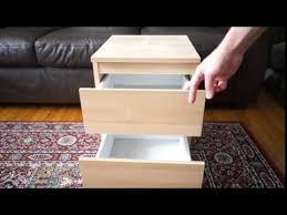 Ikea Kullen Dresser 6 Drawer by Ikea Kullen 2 Drawer Chest Close Up Youtube