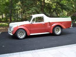 Beetle Truck: 1969 Volkswagen Kit Car