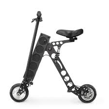 The URB E An Electric Scooter Thats A Thrill To Ride This Folding