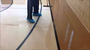 buffing waxing tile floors tile flooring ideas