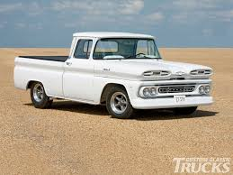 1961 Chevy Truck Maintenance/restoration Of Old/vintage Vehicles ...