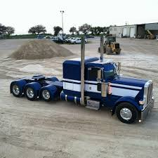 100 Tri Axle Heavy Haul Trucks For Sale Peterbilt Custom 389 Heavy Haul Semi Crazy Peterbilt Trucks Big