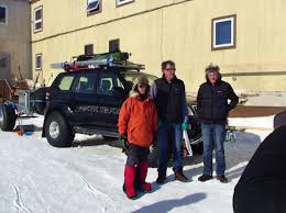100 Toyota Truck Top Gear 2007 Magnetic North Pole Arctic S