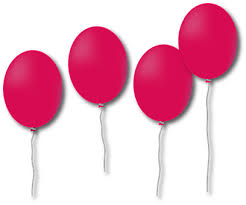 Balloon Birthday Bloat Knallbunt Fun Happy