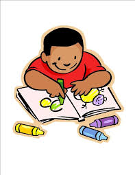 students working clip art OurClipart