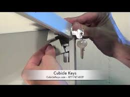 Hon File Cabinet Lock Pick by Hon F26 Vertical File Cabinet Lock Kit Install Youtube