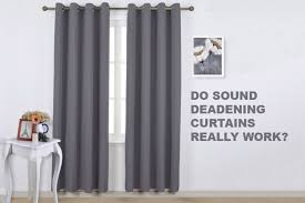 Noise Cancelling Curtains Amazon by Soundproof Curtains Do They Really Work Soundproof Expert