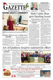 Stoltzfus Sheds Madisonburg Pa by Centre County Gazette March 24 2016 By Indiana Printing