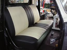 Chevy Truck Bench Seat Two Tone Ideas For My Next Project