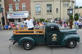 100 Portville Truck Great Wellsville Balloon Rally Parade Attracts Crowd Saturday News
