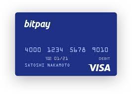 plafond debit carte visa carte bancaire bitpay visa carte bitcoin btc