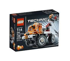 LEGO Technic Mini Tow Truck 9390: Amazon.co.uk: Toys & Games