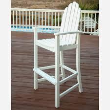 Polywood Adirondack Chairs Folding by Adirondack Bar Height Chair Plans Adirondack Bar Height Chair