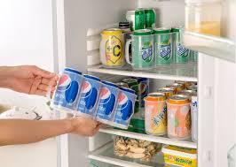 New Plastic Beverage Beer Soda Can Storage Organizer Holder