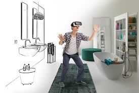 3d badezimmer planung