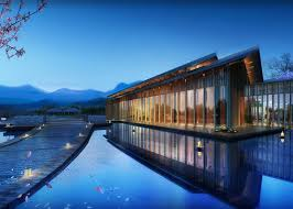 100 The Dusit Thani Spa Business Opening Hot Springs Resort In Fuzhou China