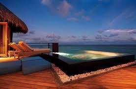 100 Constance Halaveli Maldives HALAVELI Water Villa Favorite Places