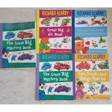 Richard Scarry Set Of 4 Books, Books & Stationery, Children's Books ... 25 Amazing Gifts Toys For 3 Year Olds Who Have Everything Woodys Automotive Group Chrysler Dodge Ram Jeep Dealers Kansas Planes Trains And Automobiles Birthday Transportation 2nd Birthday Party Cars Trucks Things That Go Part Youtube Iaa Cv 2018 Onsite Camping Coachella And Heavy Vehicles Kids Videos Learn Street Vehicles Ozark Car Events Dump Truck Wash Kids Videos Learn Transport Goldbug Preschool Games