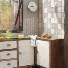 Home Depot Merola Hex Tile by Merola Tile Archivo Fleur De Lis 4 7 8 In X 4 7 8 In Ceramic