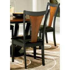 Shop Besancon Two-tone Black/Cherry Dining Chairs (Set Of 2) - Free ... Shop Plainville Black Cherry Wooden Seat Ding Chair Set Of 2 Parawood Fniture Parfait The Simple Wood British Isles Napoleon Side Woodstock Mattress 30 Beautiful Photo Room Blackcherry Finish Rubberwood Table With 4 Terrific Decoration Using Rectangular Dark Wood Ding Chair Black Cherry Florida Ft Lauderdale Miami Dch1001fset2 Chairs By Safavieh Circle Ingrid