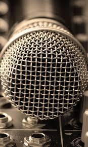 768x1280 Studio Microphone Lumia 920 Wallpaper